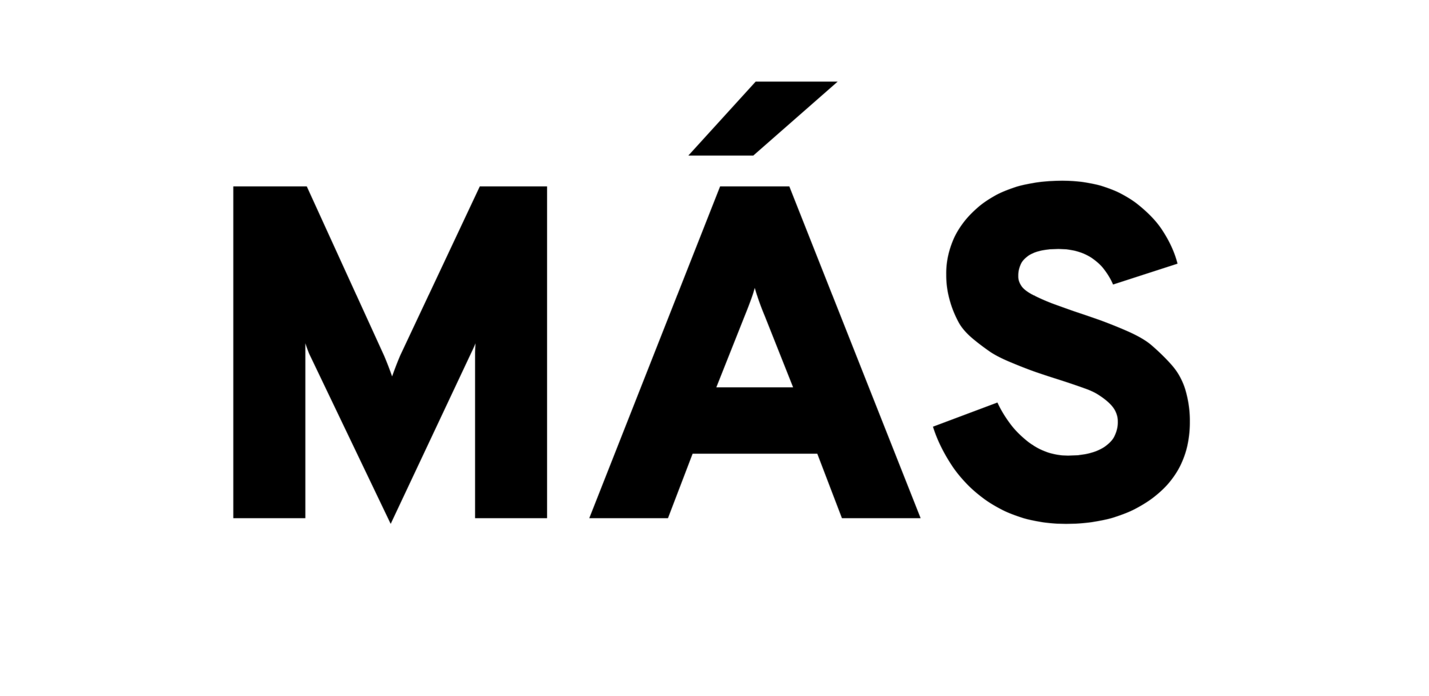 Old MAS Wordmark