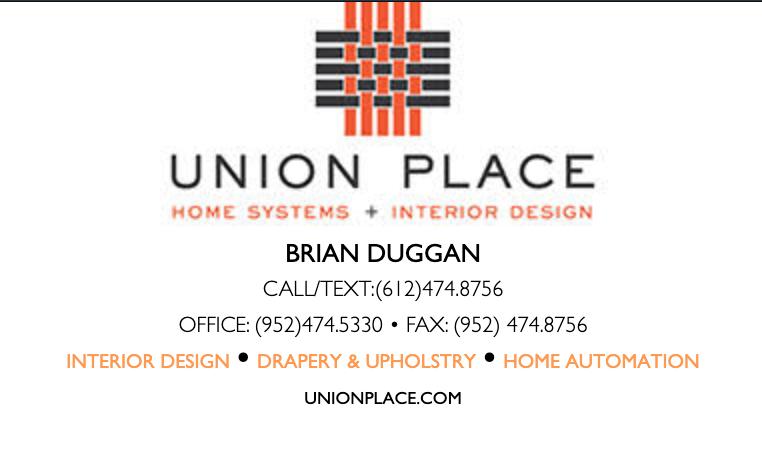 Union Place Email Signature